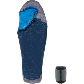 The North Face Cat'S Meow Sleeping Bag Herr blue wing teal/zinc grey